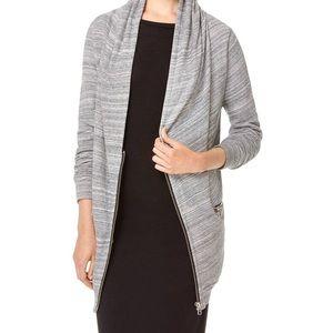 ARITZIA Wilfred Rousseau Zip up oversized Cardigan